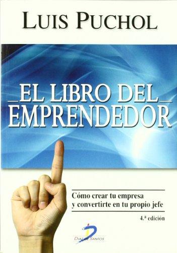 9788479789077: El libro del emprendedor