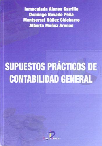 9788479789206: Supuestos prácticos de contabilidad general