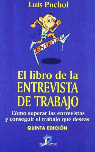 9788479789602: El libro de la entrevista de trabajo