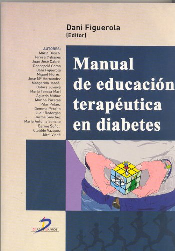 9788479789848: Manual de educación terapéutica en diabetes