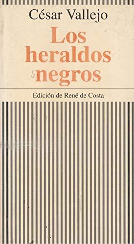 Los heraldos negros (Escritores de America): Cesar Vallejo