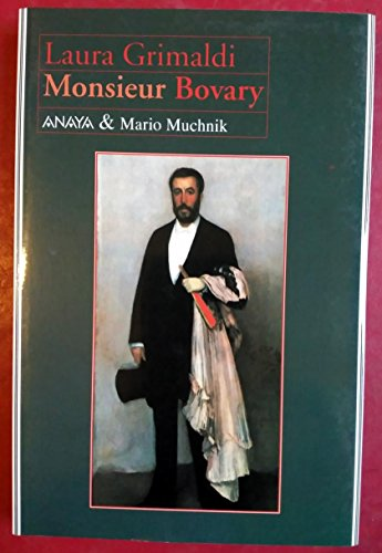 9788479791049: Monsieur Bovary