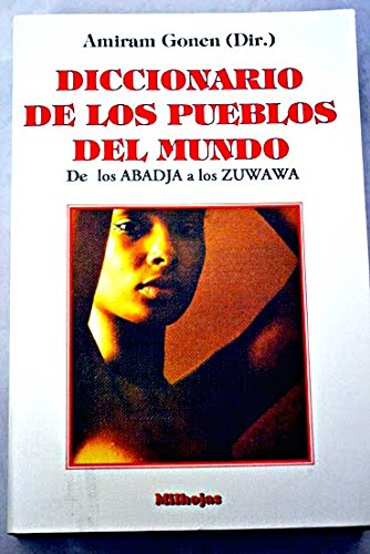 9788479793500: Diccionario de pueblos del mundo