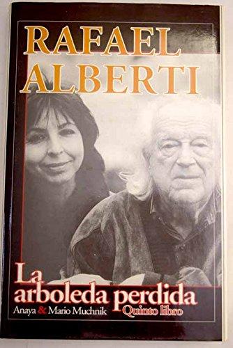 9788479793753: La arboleda perdida (quinto libro)