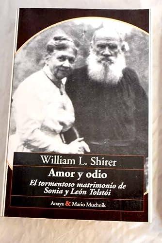 9788479794019: Amor y Odio (Spanish Edition)
