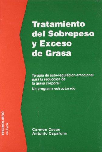 9788479861490: TRATAMIENTO DE SOBREPESO Y EXCESO DE GRASA