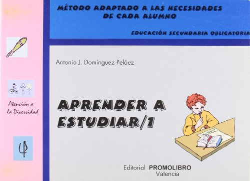 9788479862695: Aprender a estudiar 1