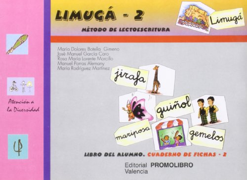 9788479863982: Limugá 2. Cuaderno de Fichas