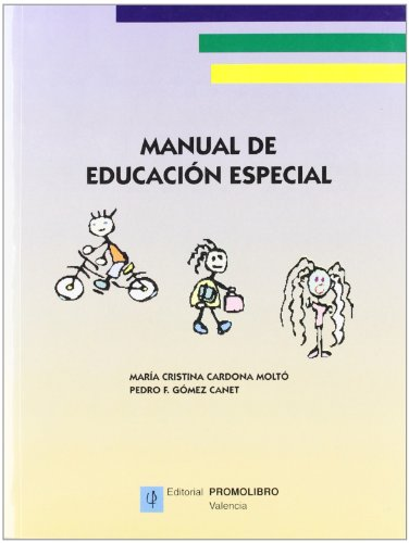 9788479864224: Manual de educacion especial