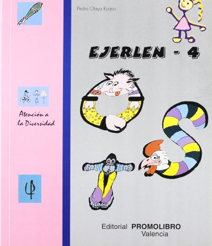 9788479864606: Ejerlen 4 - ejercicios de lenguaje para repaso apoyo y recuperacion (Atencion A La Diversidad)