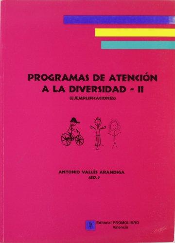 9788479865191: Programas de atencion a la diversidad - II (Mythica)