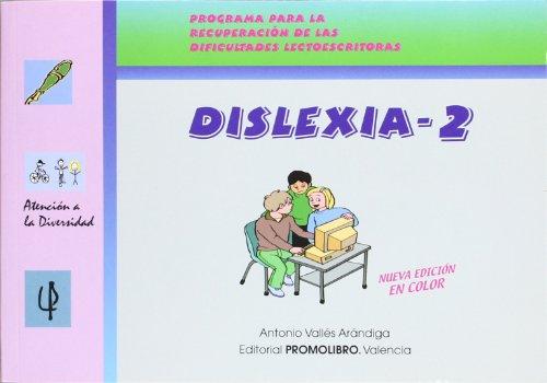 9788479866471: Dislexia 2 (+CD) (Atencion A La Diversidad)