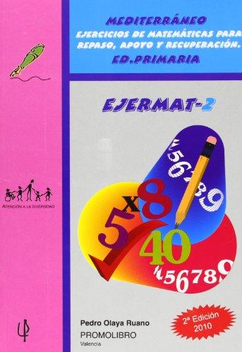9788479866785: Ejermat 2 (2ª ed.) (Atencion A La Diversidad)