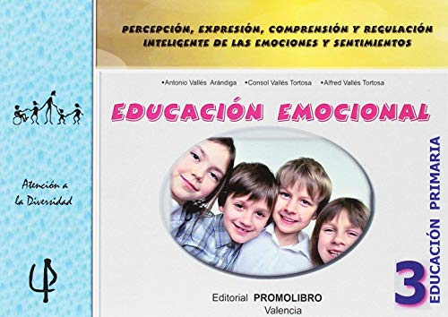 9788479867317: Inteligencia emocional, 3 Educación Primaria