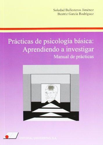 9788479910907: Practicas de psicologia basica - cuaderno + manual