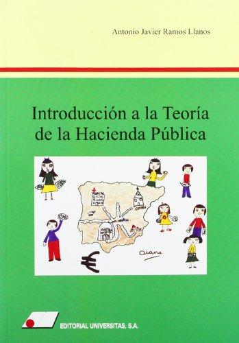 9788479912079: Introducción a la teoría de la hacienda pública