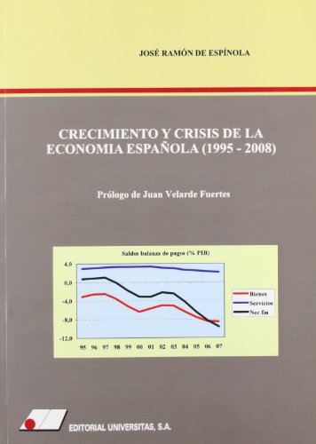 Crecimiento y crisis de la economía española (1995-2008) : una mirada transdisciplinar, ecoformadora e intercultural - Espínola Salazar, José Ramón de