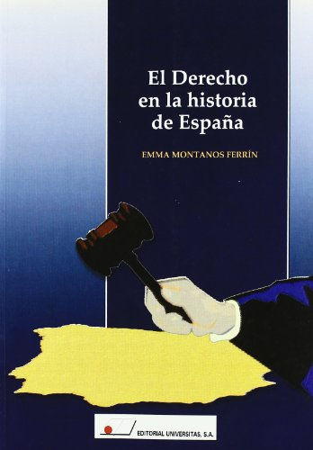 9788479912635: El derecho en la historia de España