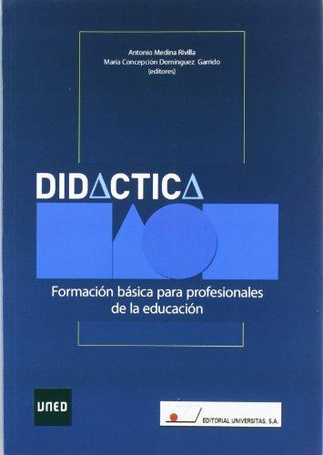 9788479912666: Didactica general - formacion basica para profesionales de educacion