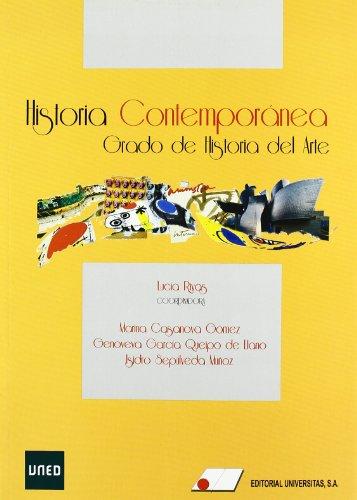 9788479913014: Historia contempor nea. Grado de Historia del Arte
