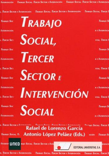 9788479913564: Trabajo social, tercer sector e intervención social