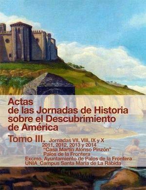 Actas de las Jornadas de Historia sobre: VV.AA.