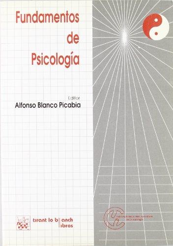 9788480021944: Fundamentos de psicología