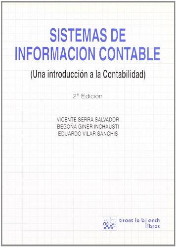 9788480023641: Sistemas de informacion contable. Una introduccion a la contabilidad