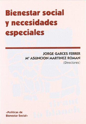 9788480023849: Bienestar social y necesidades especiales (Politicas de bienestar social) (Spanish Edition)