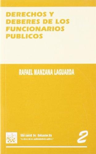 9788480024075: Derechos y deberes de los funcionarios públicos