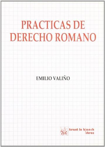 9788480025874: Prácticas de derecho romano