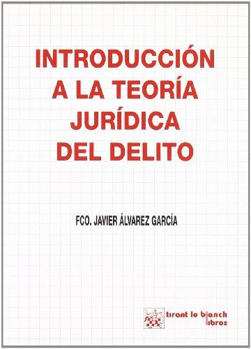 9788480028226: Introducción a la teoría jurídica del delito