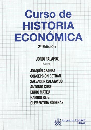 9788480028936: Curso de historia económica