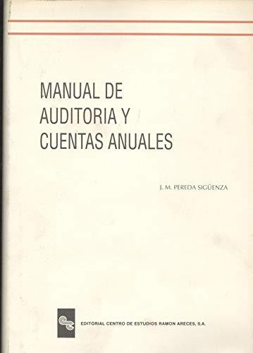 9788480041553: Manual de auditoria y cuentas anuales