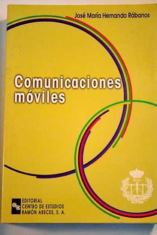 9788480042314: Comunicaciones moviles