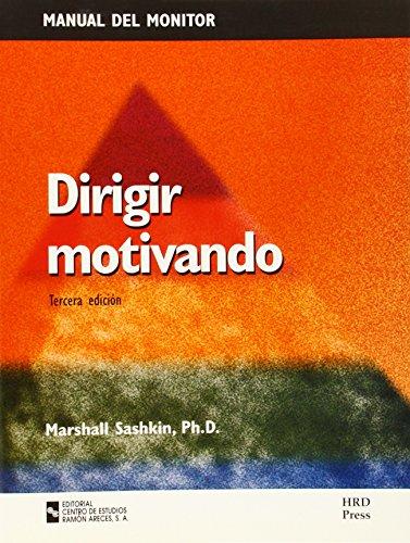 9788480043137: Dirigir Motivando (Management-Herramientas GRH)