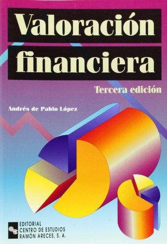 9788480045094: VALORACION FINANCIERA (3ª ED.)
