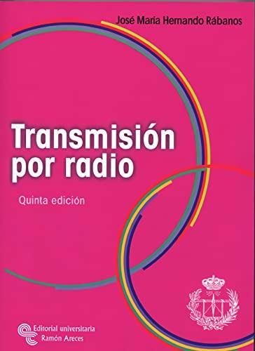 9788480047210: TRANSMISION POR RADIO. 5.� EDICION