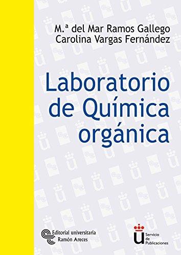 9788480047692: Laboratorio de química orgánica (Universidad Rey Juan Carlos)