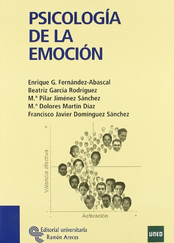 9788480049085: Psicología de la emoción UNED