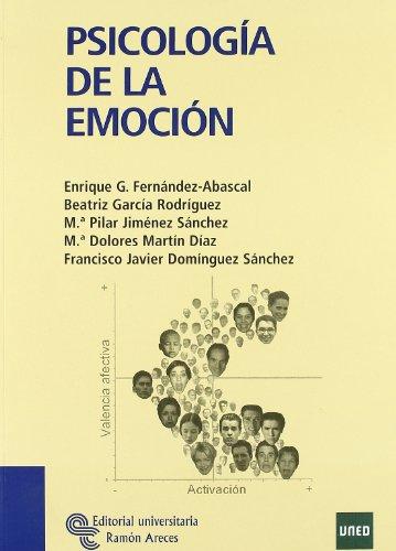 9788480049085: Psicología de la Emoción