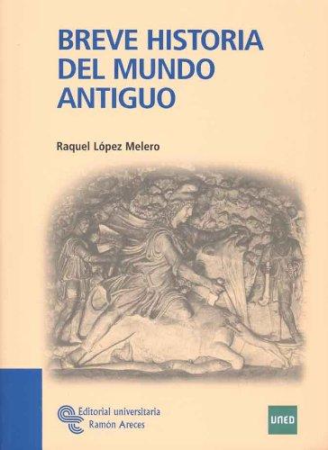 9788480049122: Breve Historia Del Mundo Antiguo (Manuales)