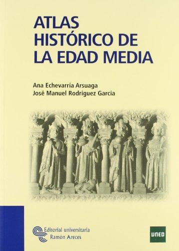 9788480049405: Atlas Histórico de La Edad Media (Manuales)