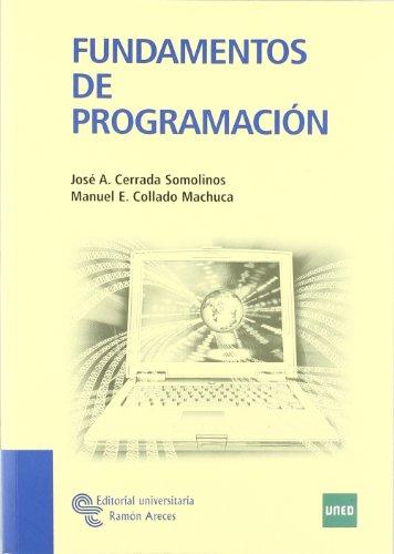 9788480049566: Fundamentos de Programacion
