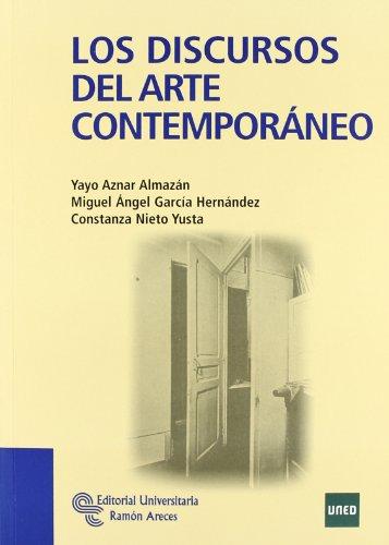 9788480049641: Los Discursos Del Arte Contemporáneo (Manuales)