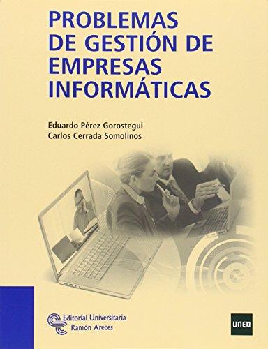 9788480049702: Problemas de Gestión de Empresas Informáticas
