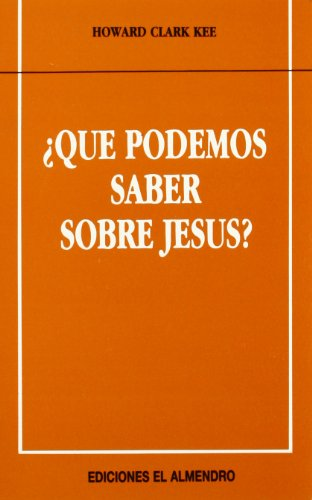 9788480050012: ¿QUE PODEMOS SABER SOBRE JESUS?