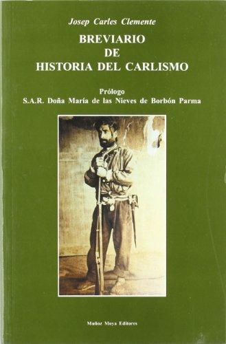 9788480101080: Breviario de historia del carlismo