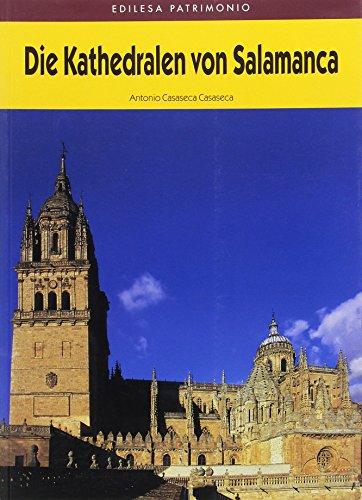 9788480125413: Las catedrales de Salamanca