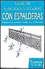 9788480130479: Guia de Ejercicios Escolares Con Espalderas (Spanish Edition)